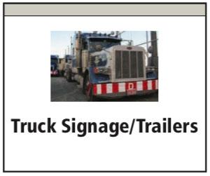 Truck Signage