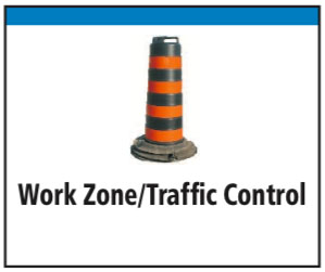 Workzone & Traffic control